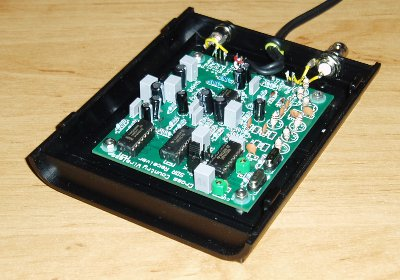 Compatible with SDR software designed for Softrock receivers such as.